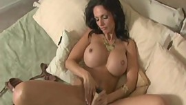 SEXY BUSTY CATALINA PLAYING WITH HERSELF
