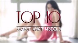 Top 10 Sexiest Asian Models