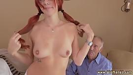 Old mother and girl young and old young student asian xxx Frankie And The