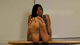 Rough Asians soles