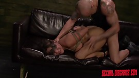 Mena Li Keeps Coming Back for Rope Bondage & Rough Sex