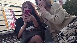 Japanese Teens Smoking