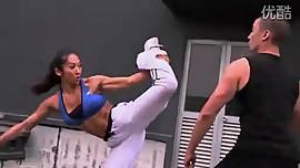 Asian Muscle Morgana M.