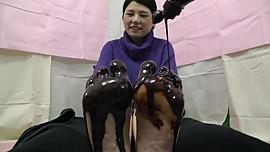 Sayaka's Feet