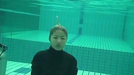 Encasement underwater