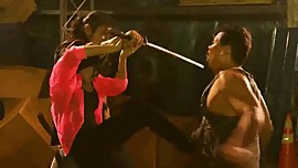 Agnee Sexy Indian Girl Fight Mafias 3