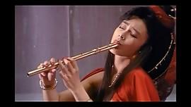 asian lesbian - flute