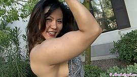 Asian Muscle Tomoko K. 17
