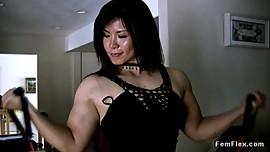 Asian Muscle Tomoko K. 1