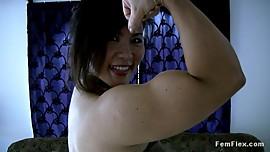 Asian Muscle Tomoko K. 8