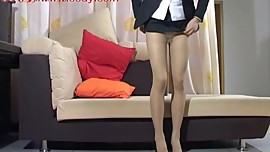Asian Pantyhose Feet