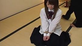 Japan orgasm bondage