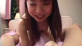 Ryoko Yaka arousing Asian teen enjoys intense vibrator action