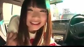 AsianSexPorno.Com - Cute japanese teen car sex