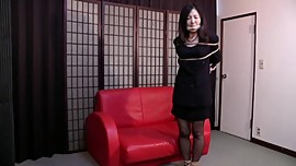 Japanese widow bondage 2