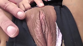 Aoi Nohara's Pussy Shaved and Fucked (Uncensored JAV)