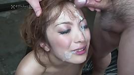 Aiko Nagai's Bukkake Creampie Facefuckfest (Uncensored JAV)
