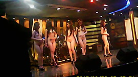 Indonesian Striptease