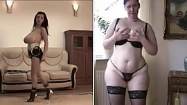 Huge Ass Asian Pussy